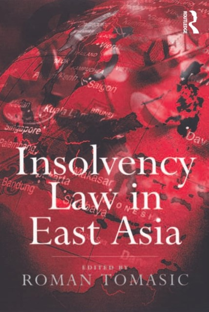 (ebook) Insolvency Law in East Asia