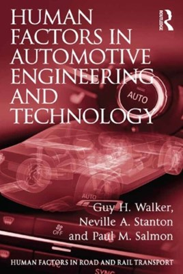 (ebook) Human Factors in Automotive Engineering and Technology
