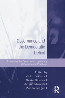 (ebook) Governance and the Democratic Deficit