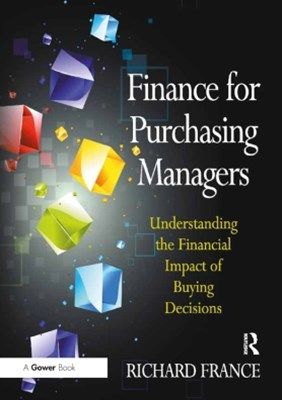 (ebook) Finance for Purchasing Managers