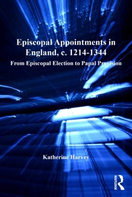 Episcopal Appointments in England, c. 1214–1344