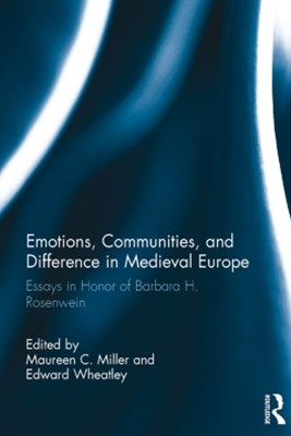 (ebook) Emotions, Communities, and Difference in Medieval Europe