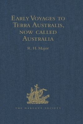 (ebook) Early Voyages to Terra Australis, now called Australia
