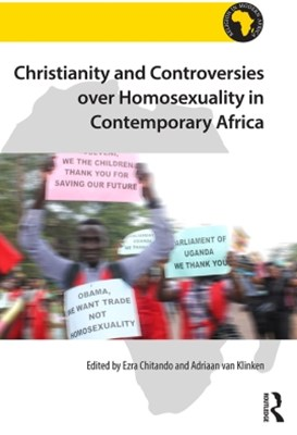 (ebook) Christianity and Controversies over Homosexuality in Contemporary Africa
