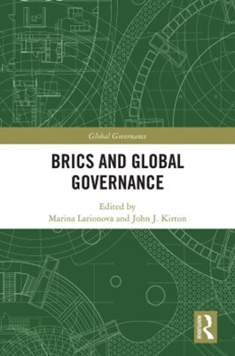 (ebook) BRICS and Global Governance