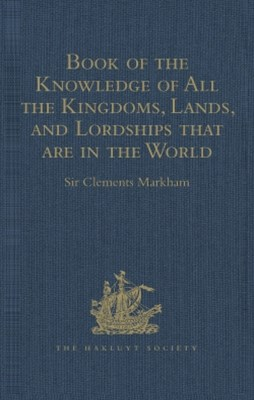 (ebook) Book of the Knowledge of All the Kingdoms, Lands, and Lordships that are in the World