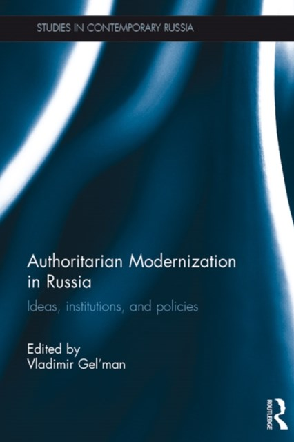 (ebook) Authoritarian Modernization in Russia