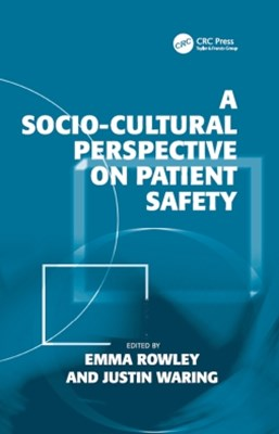 (ebook) A Socio-cultural Perspective on Patient Safety
