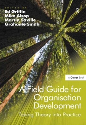 (ebook) A Field Guide for Organisation Development