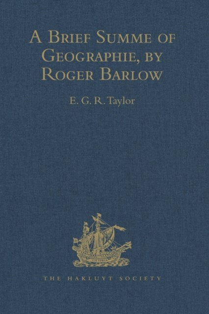 (ebook) Brief Summe of Geographie, by Roger Barlow