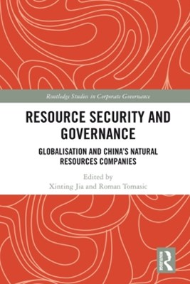 (ebook) Resource Security and Governance