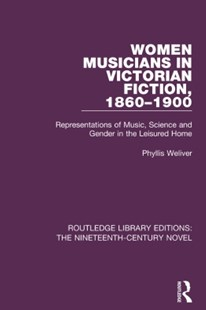 (ebook) Women Musicians in Victorian Fiction, 1860-1900 - Reference