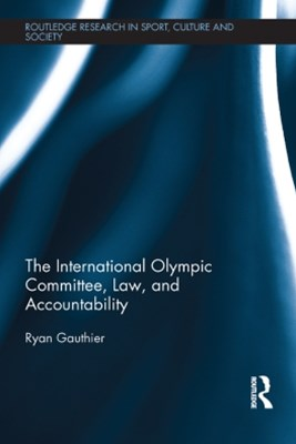 International Olympic Committee, Law, and Accountability