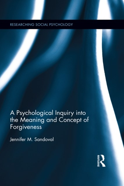 (ebook) A Psychological Inquiry into the Meaning and Concept of Forgiveness