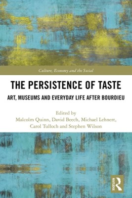 (ebook) The Persistence of Taste