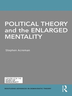 Political Theory and the Enlarged Mentality