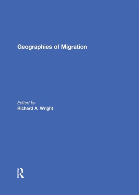 (ebook) Geographies of Migration