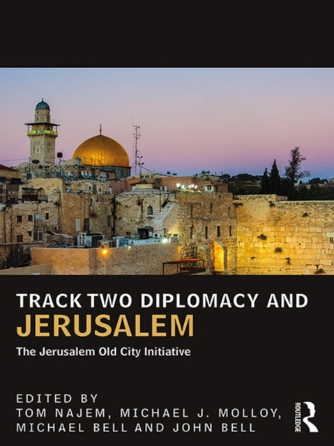 (ebook) Track Two Diplomacy and Jerusalem