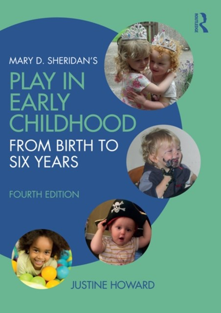 (ebook) Mary D. Sheridan's Play in Early Childhood