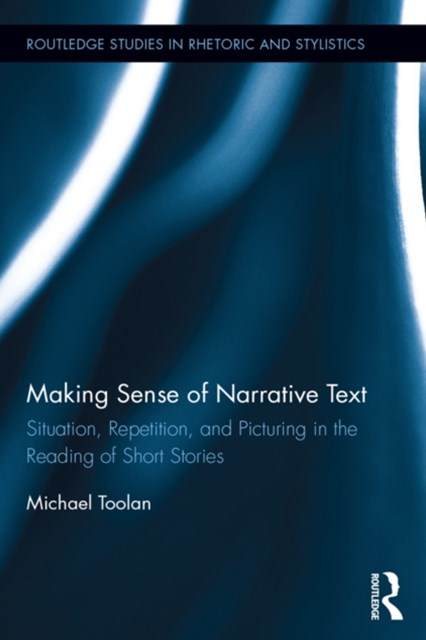 Making Sense of Narrative Text
