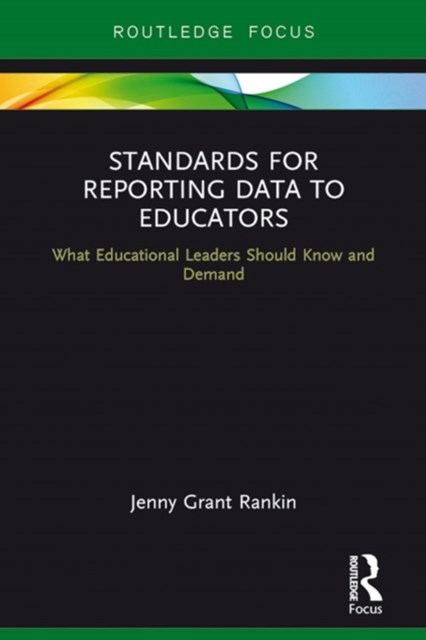 (ebook) Standards for Reporting Data to Educators