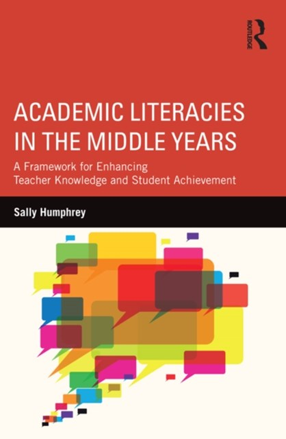 (ebook) Academic Literacies in the Middle Years