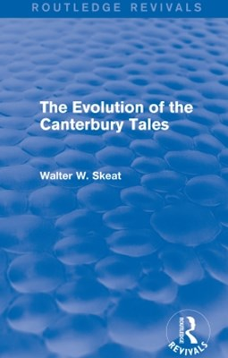 (ebook) The Evolution of the Canterbury Tales