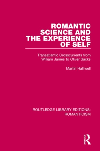 (ebook) Romantic Science and the Experience of Self