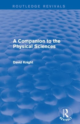 (ebook) A Companion to the Physical Sciences