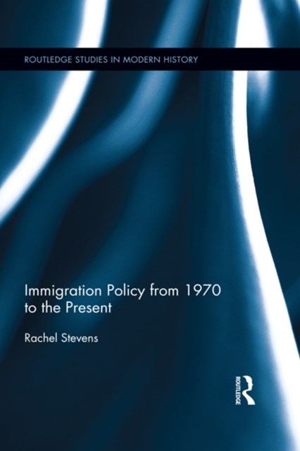 (ebook) Immigration Policy from 1970 to the Present