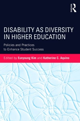 (ebook) Disability as Diversity in Higher Education