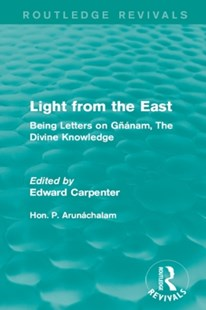 (ebook) Light from the East - Religion & Spirituality Hinduism