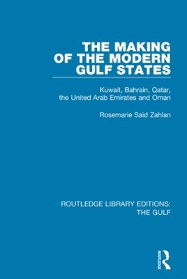 (ebook) The Making of the Modern Gulf States