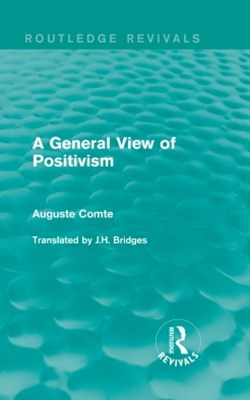 (ebook) A General View of Positivism
