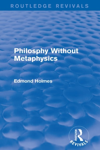 (ebook) Philosphy Without Metaphysics