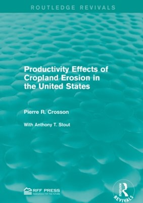 (ebook) Productivity Effects of Cropland Erosion in the United States