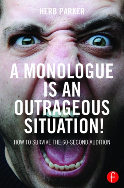 (ebook) A Monologue is an Outrageous Situation!