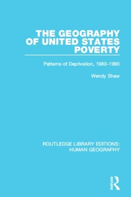 (ebook) The Geography of United States Poverty