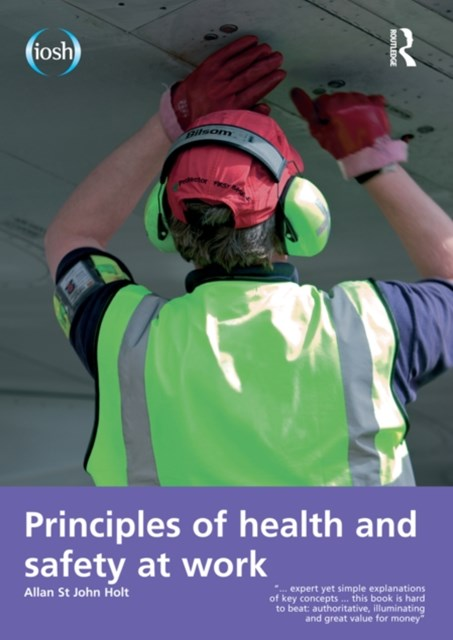 (ebook) Principles of Health and Safety at Work