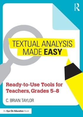 Textual Analysis Made Easy