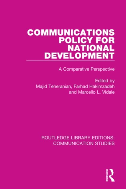 Communications Policy for National Development