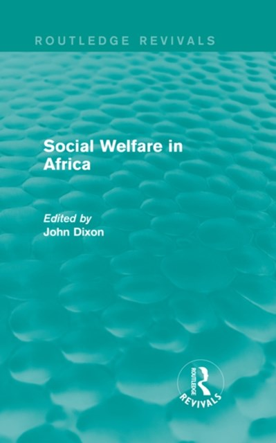 Social Welfare in Africa