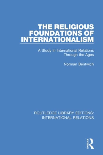 (ebook) The Religious Foundations of Internationalism