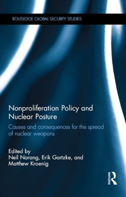 Nonproliferation Policy and Nuclear Posture