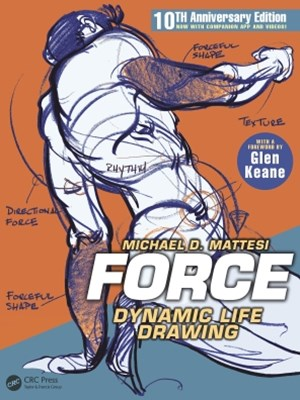 (ebook) FORCE: Dynamic Life Drawing