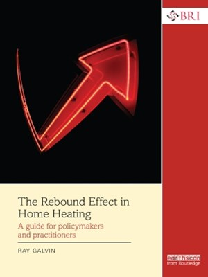 The Rebound Effect in Home Heating
