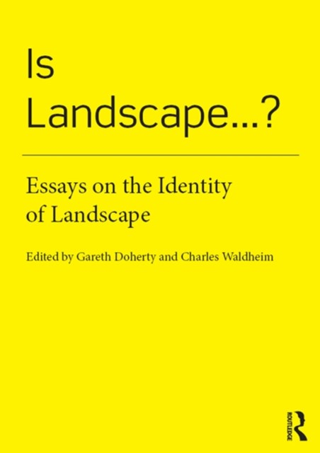 (ebook) Is Landscape...?