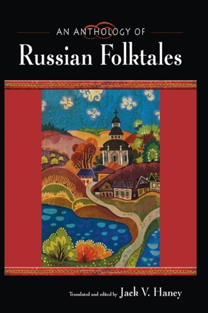 (ebook) An Anthology of Russian Folktales