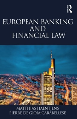 (ebook) European Banking and Financial Law