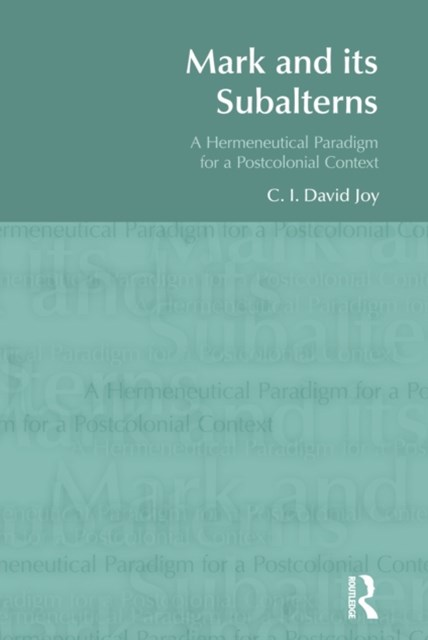 (ebook) Mark and its Subalterns